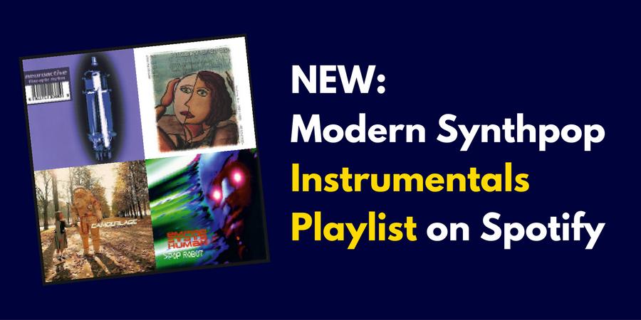 Modern Synthpop instrumentals